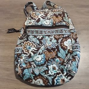 Vera Bradley backpack - Java Blue